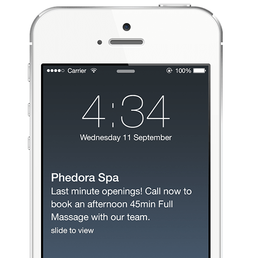 Spa Mobile Apps