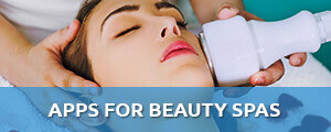 beauty spa apps