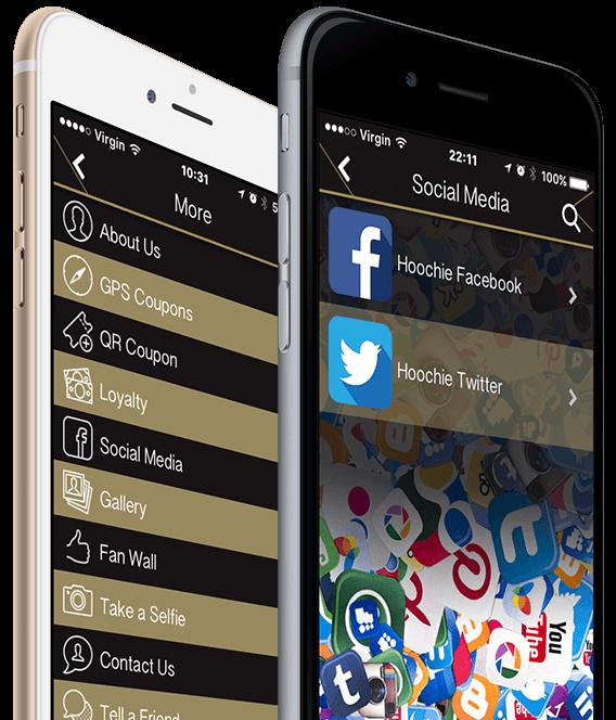 Salon Mobile Apps
